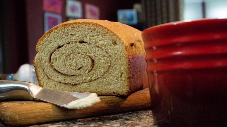 Swirl bread