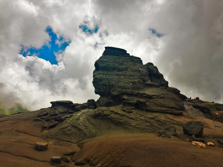 The Sphinx, Bucegi Mountains