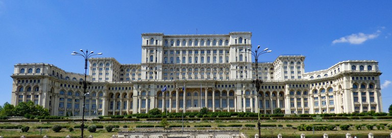 Palace of the Parliament Bucharest