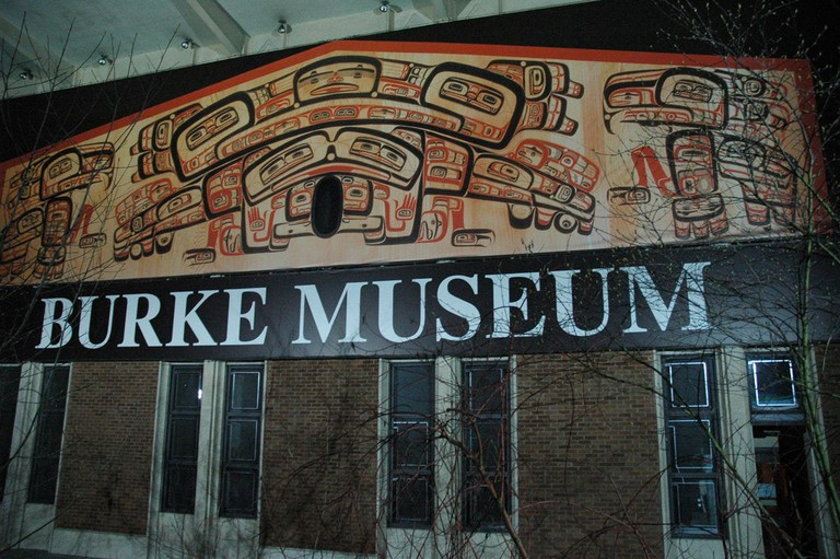 Burke Museum | © Wonderlane / Flickr