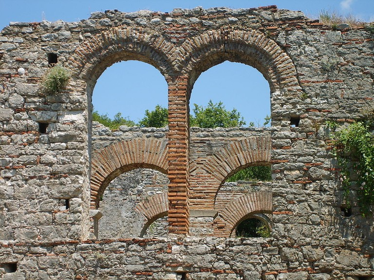 Butrint_Albania_basilica
