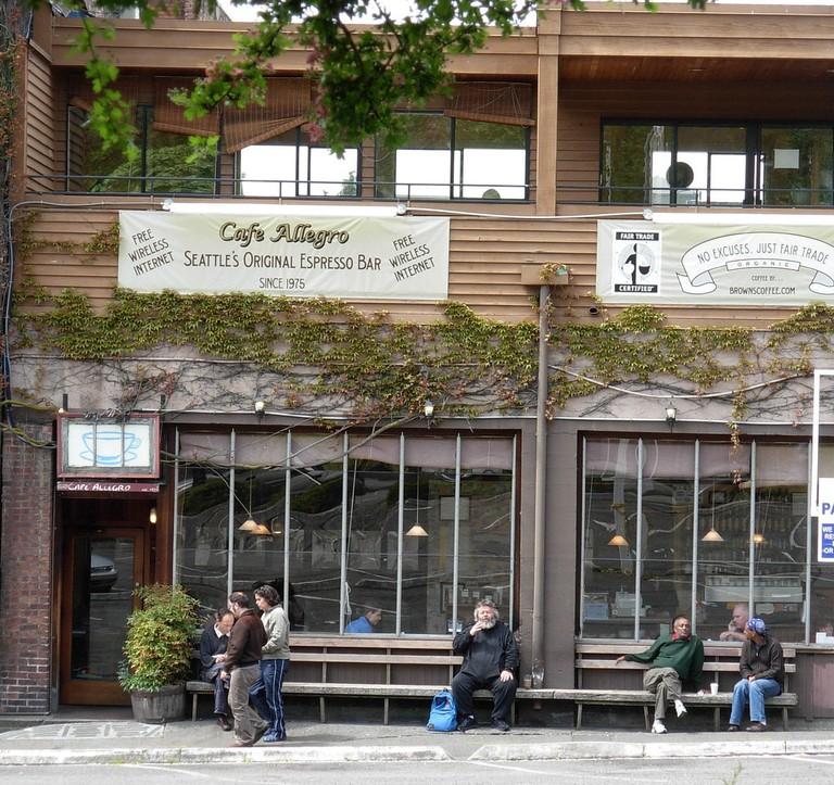 Café Allegro | © brewbooks / Flickr