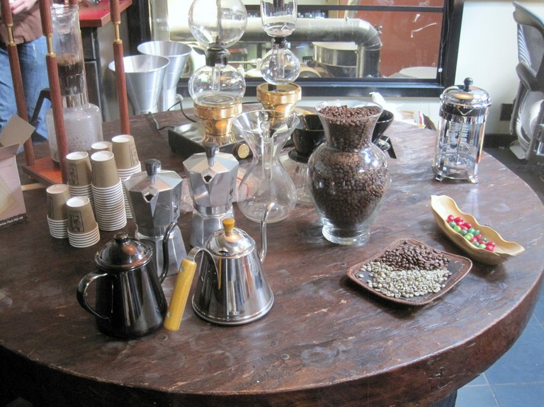 Caffe Vita – Public Brewing School