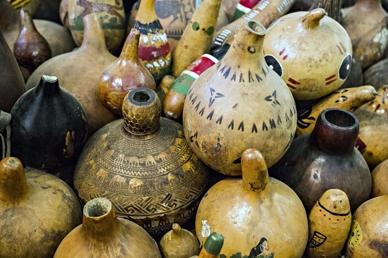 Calabash gourds