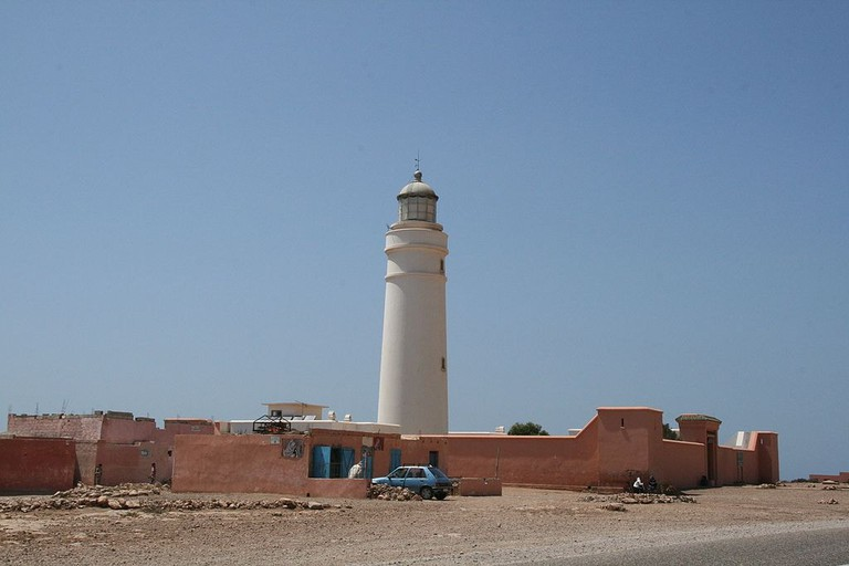 Cap Rhir lighthouse