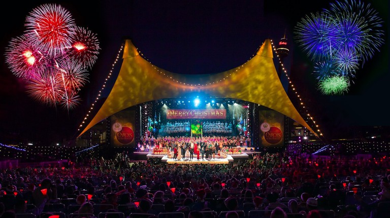 Carols in the Domain | Courtesy of Carols in the Domain