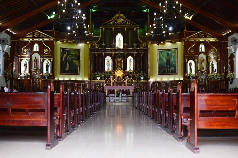 San Juan Bautista Cathedral, Chitre, Panama