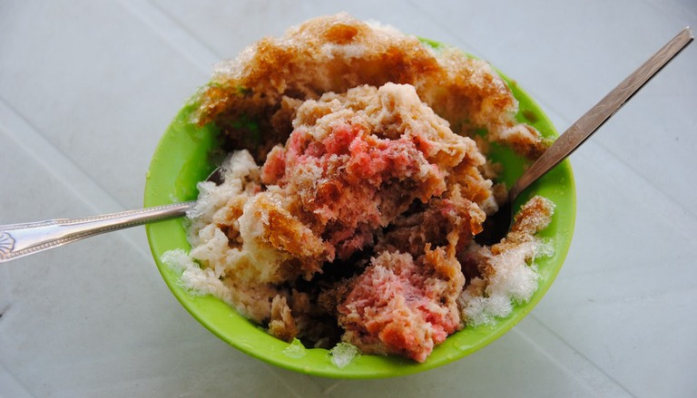 Indulge with Cendol to beat the tropical weather in Melaka