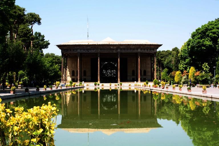 Chehel Sotoun Palace | ©Blondinrikard Fröberg:flickr