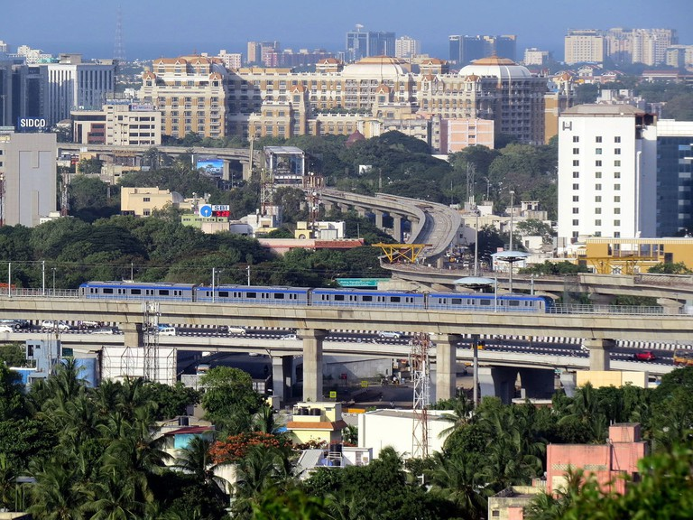 Chennai_metro_during_trail_run