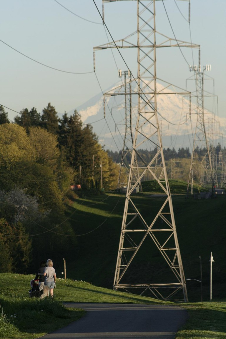 Chief Sealth Trail | © bmaryman / Flickr
