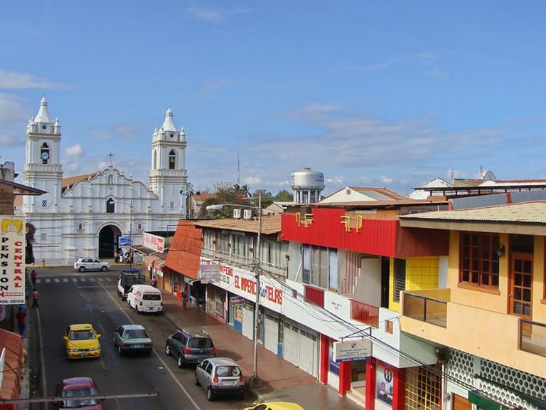 Chitré, Panama