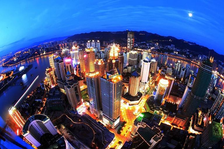 Chongqing_China_Tourism