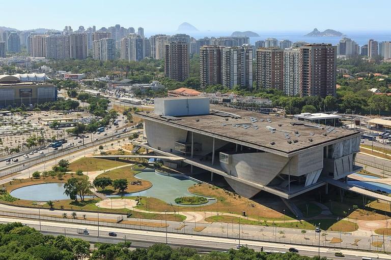 Cidade das Artes | (c) Diego Baravelli/WikiCommons
