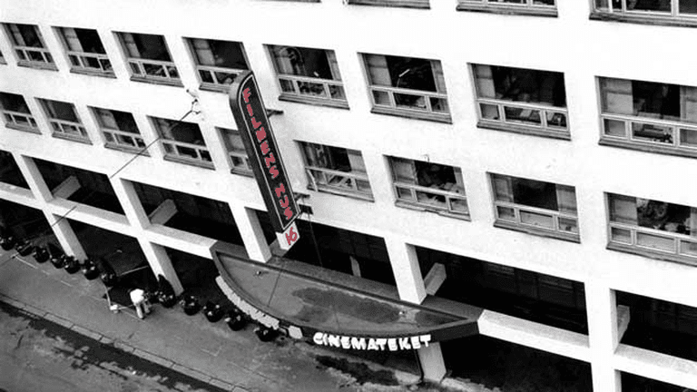 Cinemateket | Courtesy of Nork Filminstitutt
