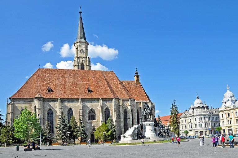 Saint Michael Church, Cluj I