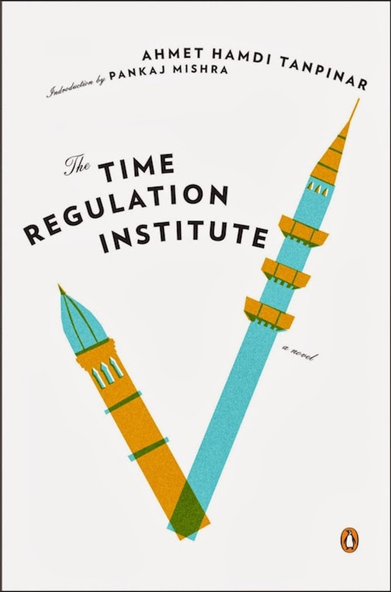 The Time Regulation Institute/Penguin