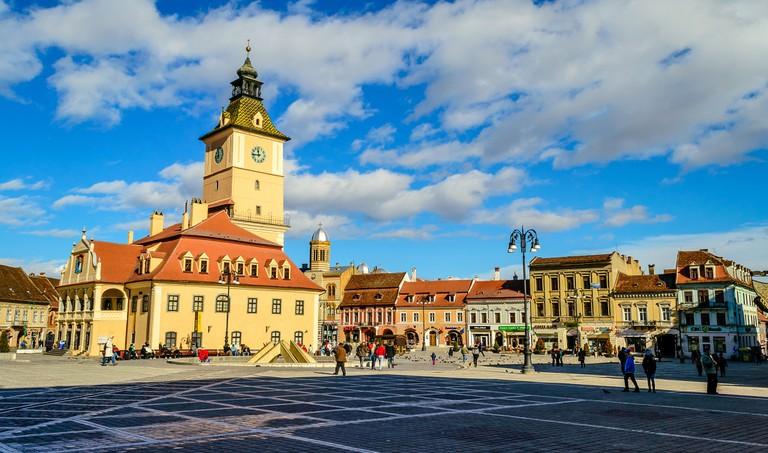 Council Square Brasov
