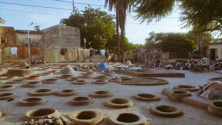 Dyeing Pits in Kano