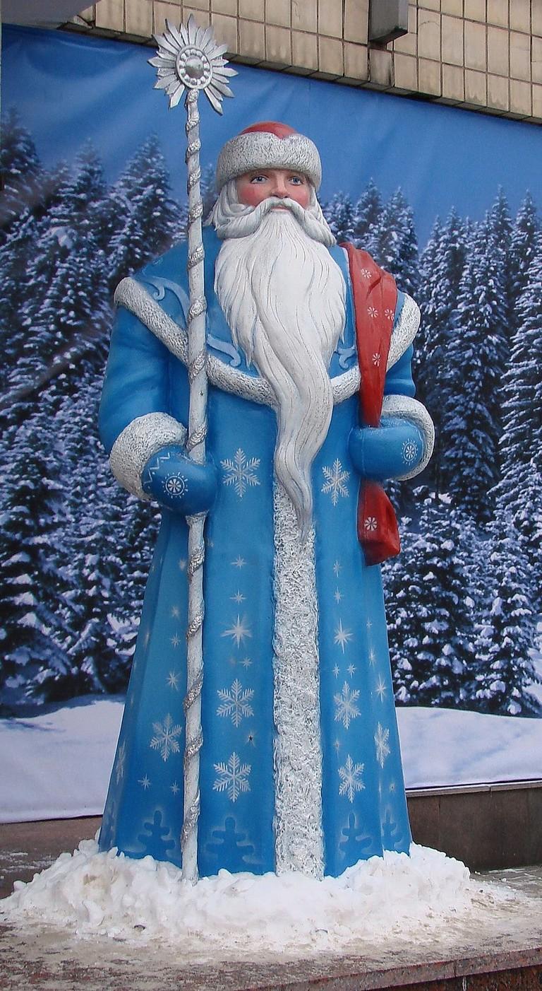 Ded Moroz | @ Sergeev Pavel