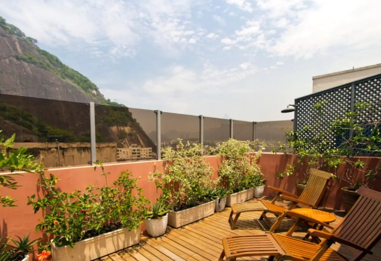 Penthouse in Urca | (c) Fabrizio/Airbnb