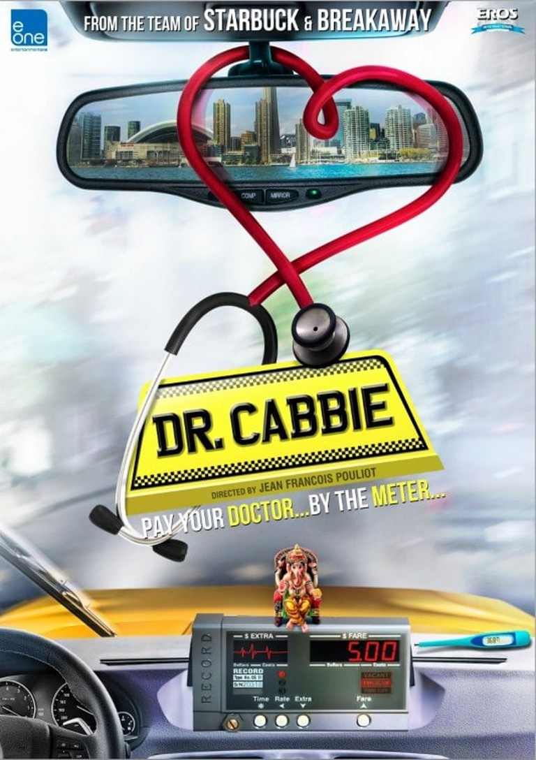 Dr. Cabbie (2014) | © Eros International