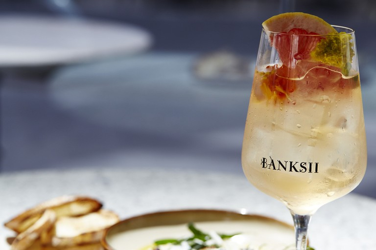 Drink at Banksii | Courtesy of Banksii