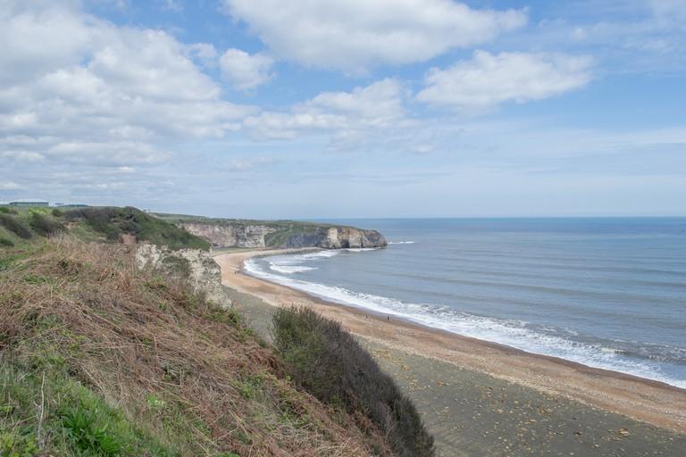 Durham coastline