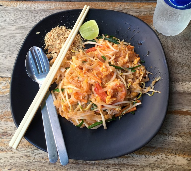 Spice up your pad Thai