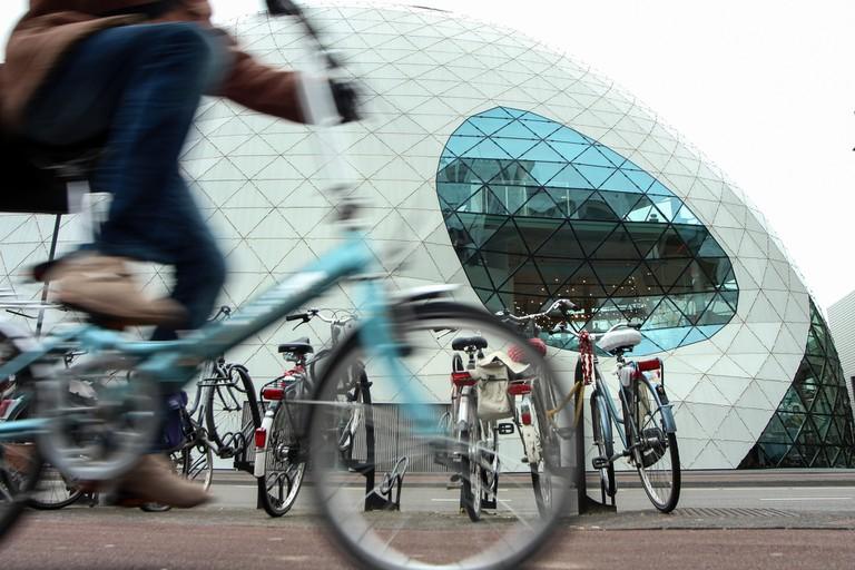 De Blob in Eindhoven's city centre