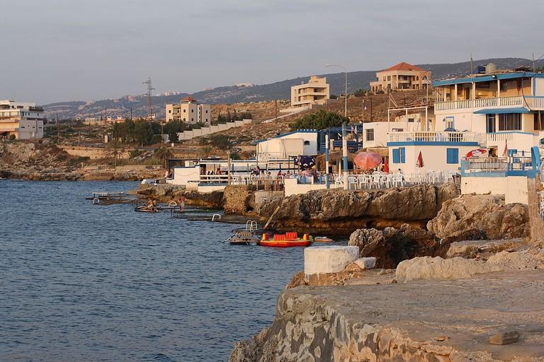 Coast of Enfeh