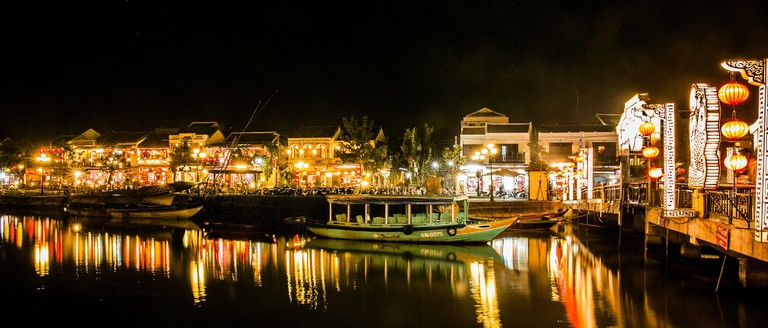 The center of Hoi An