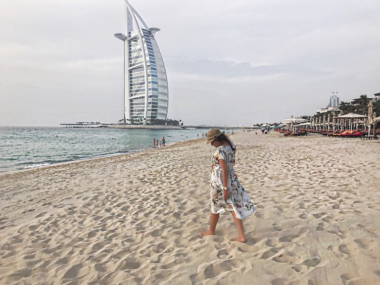 expats dubai for christmas 2