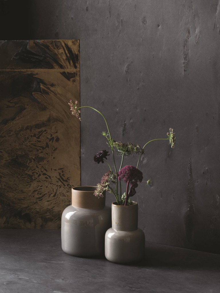 Fritz Hansen Earthenware Jar Vase
