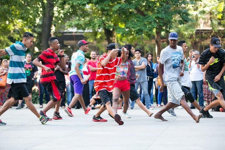 Funky dancing in Rio | © Ministério da Cultura / Flickr