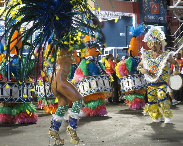 Portela samba school | © Carnaval.com Studios/WikiCommons