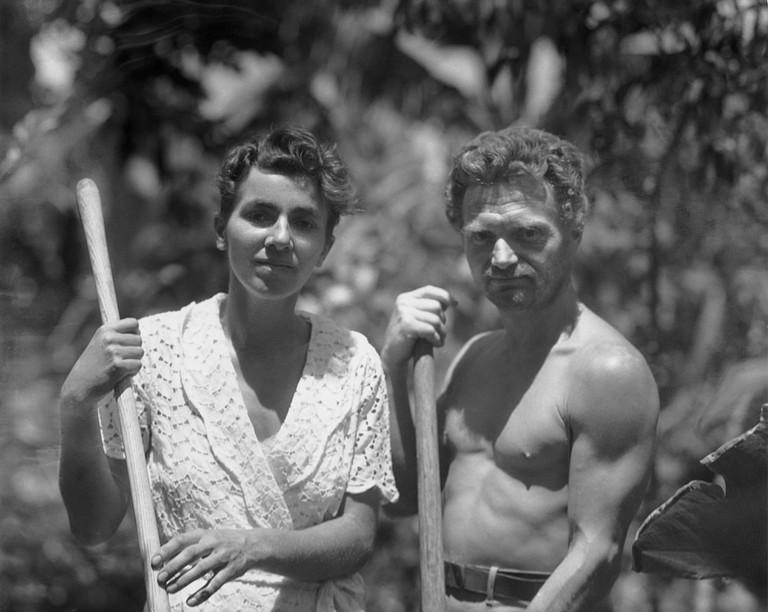 Dore Strauch and Friedrich Ritter (1932) | © Filmmaker Magazine