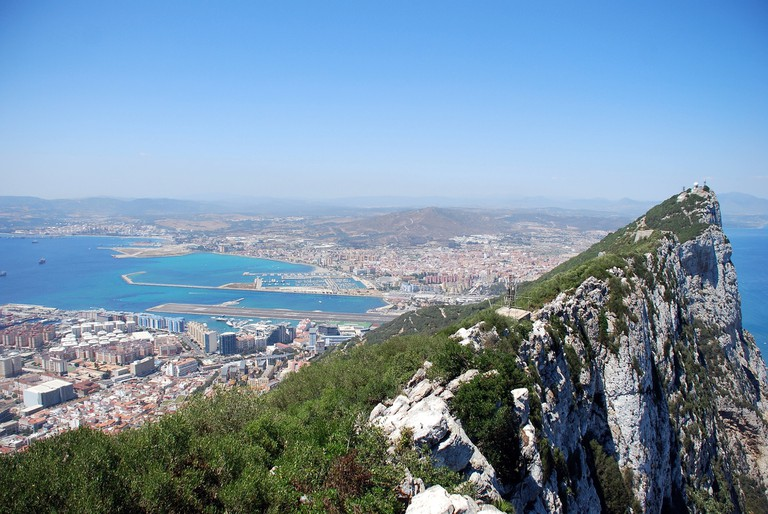 Llanito is the weird and wonderful language of Gibraltar; Bernard-Verougstraete/pixabay