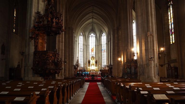 Saint Michael Gothic Church