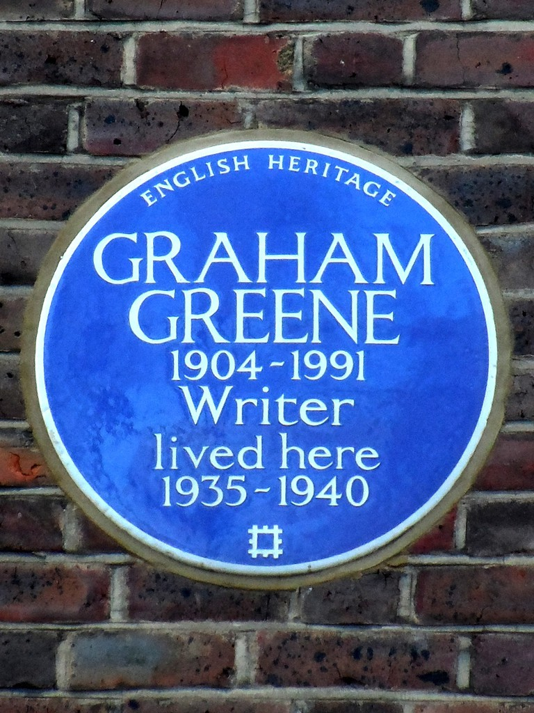 GRAHAM_GREENE_1904-1991_Writer_lived_here_1935-1940