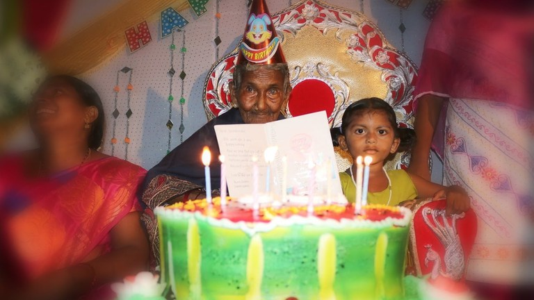 Granny's 106th birthday