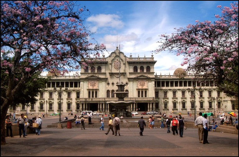Guatemala National Palace