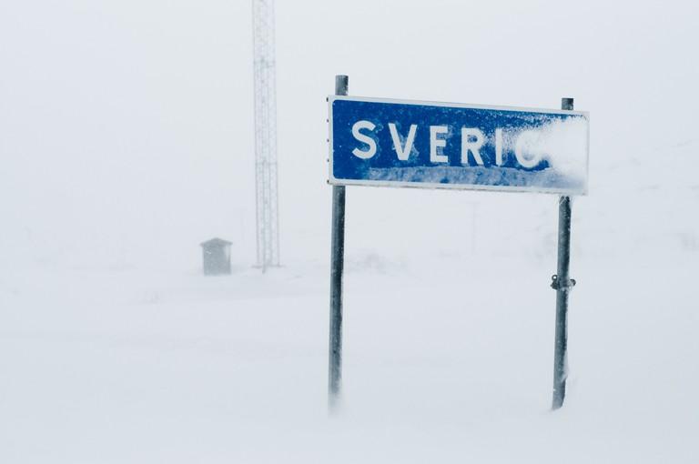 Riksgränsen, Sweden