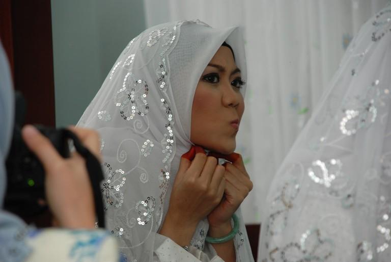For us a bad hair day is a bad hijab day—we've all had them!