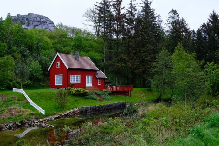 Scandinavians love their holiday homes
