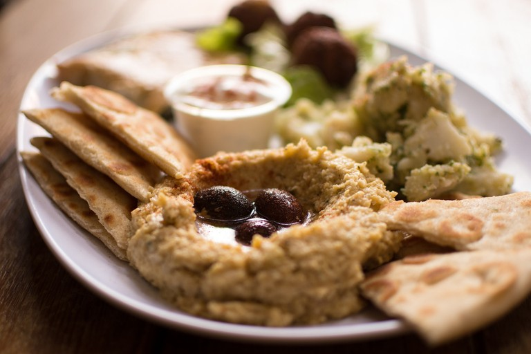 Say goodbye to bland hummus
