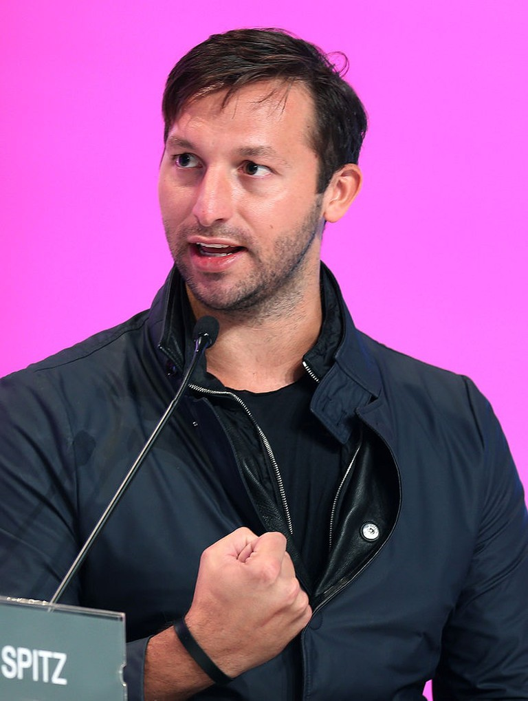 Ian Thorpe | © Doha Stadium Plus Qatar/Wikimedia Commons