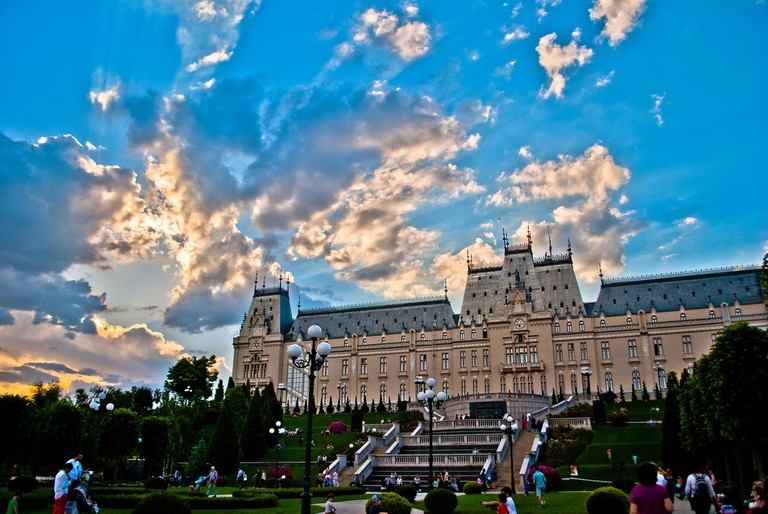 Palace of Culture, Iasi
