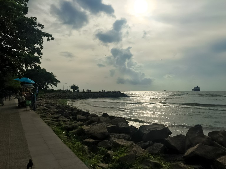 The Kochi coastline was, once, bustling with traders and businessman