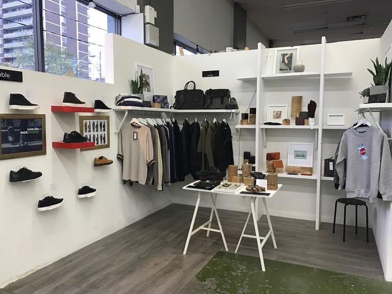 Locally created goods | Courtesy of Toronto Designers Market